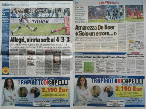 La Gazzetta dello Sport / Italien